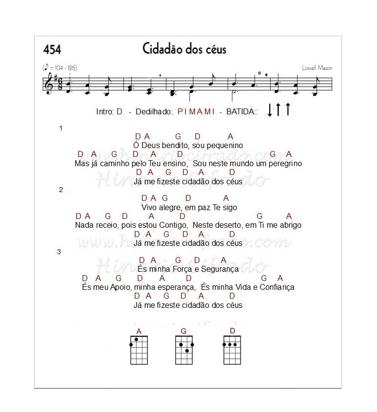 hino 454 ukulele